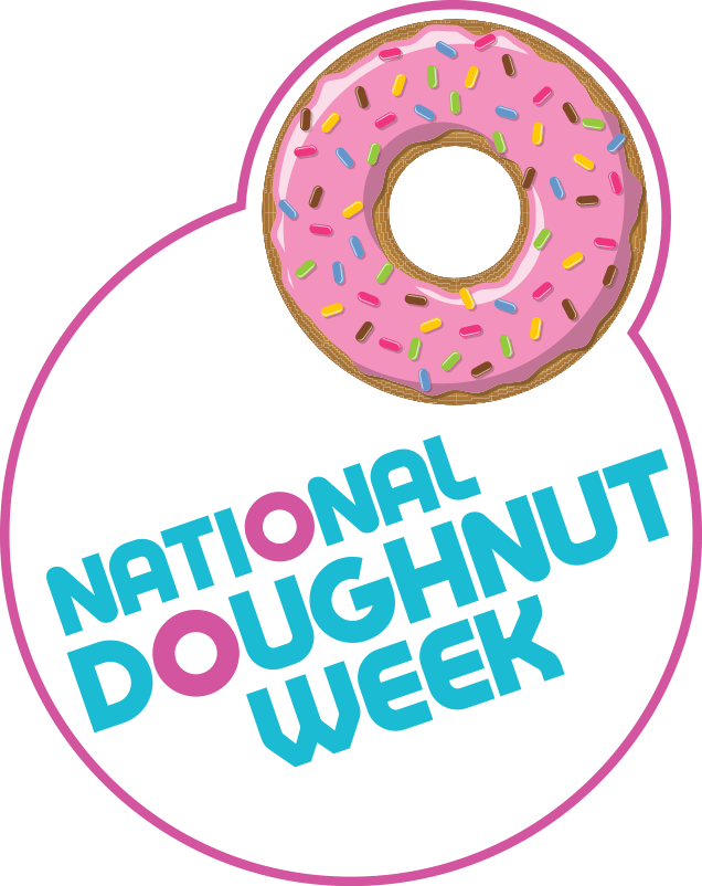 National Doughnut Week logo